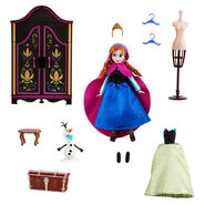 Frozen Anna Mini-Doll Set