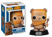 Funko Pop! Star Wars Wicket