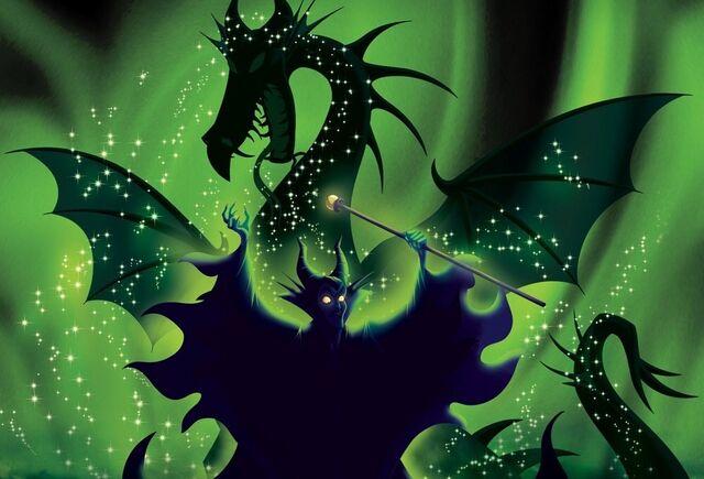 File:Maleficent Kingdom Keepers Artwork.jpg