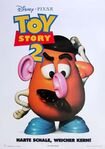 Toy Story 2 Poster Mr. Potato Head