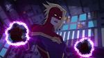 Captain Marvel AUR 003