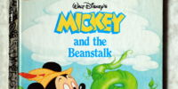 Mickey and the Beanstalk (Little Golden Book)