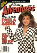 Disney adventures december 1991