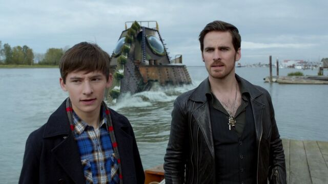 File:Once Upon a Time - 6x06 - Dark Waters - Henry and Hook.jpg