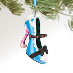 Alice in Wonderland Shoe Ornament