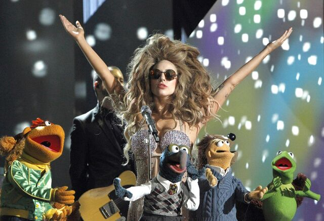 File:Lady Gaga Holiday Spectacular 01.jpg