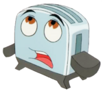 Toaster (The Brave Little Toaster)