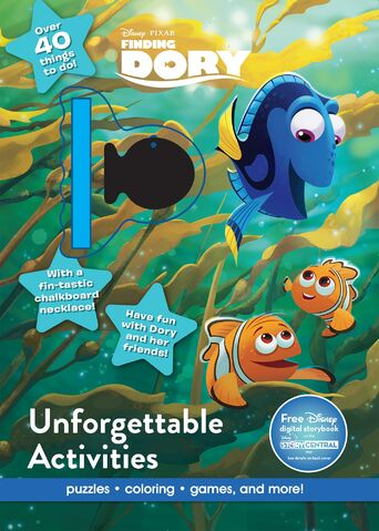 File:Finding Dory Book - Unforgettable Activities.jpg