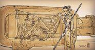 Rey by Paul Briggs