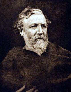 Robert Browning 1865