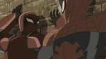 Spyder-Knight and Spider-Man USMWW 1