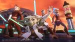 Disney INFINITY TOTR PlaySet GroupShot