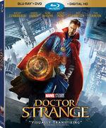 Doctor Strange BD