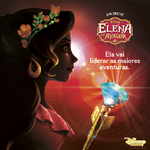 Elena de Avalor promo maiores aventuras Disney Channel BR