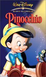 Pinocchio fr vhs 2003