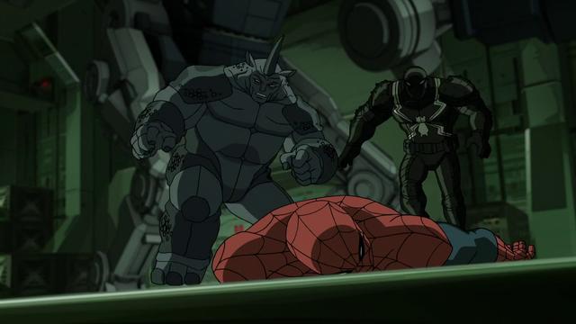 File:Agent Venom Rhino Spider-Man USMWW 4.png