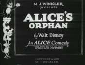 Alice orphan