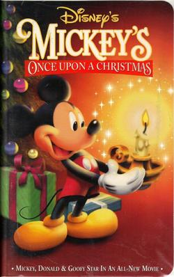 Mickey's Once Upon a Christmas (video) | Disney Wiki | FANDOM ...