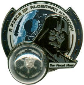 File:DLR - Sci-Fi Academy Alumni - 'Piece' of Alderaan History (ARTIST PROOF).jpeg