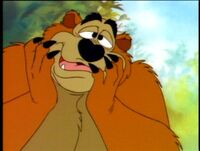 Humphrey in Chip and Dale Rescue Rangers