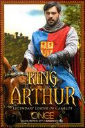 King Arthur OUAT Poster