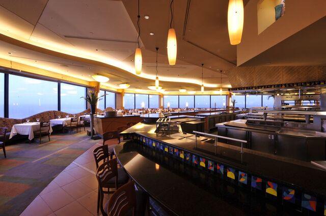 File:California Grill Restaurant top.jpg