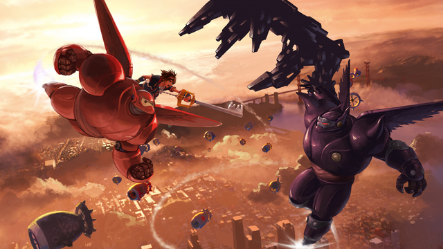 File:Kingdom Hearts 3 Big Hero 6 concept.png