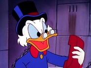 Scrooge yell call