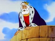 King Gregor Balcony