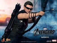 The Avengers Hot Toys Hawkeye