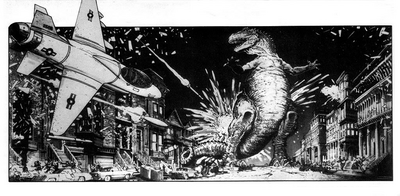 Godzilla 1983