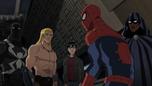 Spider-Man Ka-Zar Iron Spider Agent Venom Cloak USMWW