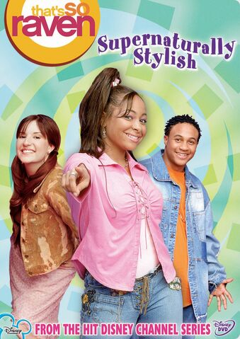 File:That's So Raven Supernaturally Stylish VHS.jpg