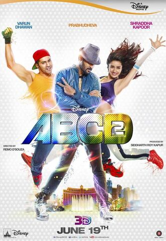 File:ABCD 2 poster.jpeg
