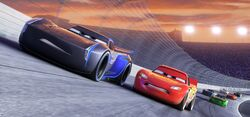 Cars 3 exclusive