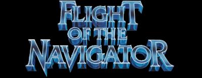 File:Flight of the Navigator logo.png