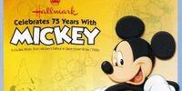 Hallmark Celebrates 75 Years With Mickey