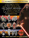 The Force Awakens Stickerscape 01