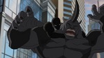 Agent Venom tackles Rhino USMWW