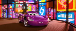 Cars 2 screenshot 2
