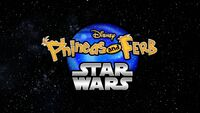 Phineas and Ferb Star Wars Title Card