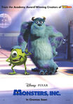 Movie poster monsters inc 2