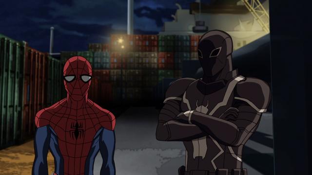 File:Agent Venom and Spider-Man USM 05.png