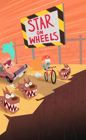 File:Star on Wheels poster.jpg
