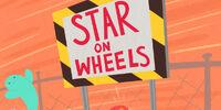 Star on Wheels