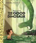 The Good Dinosaur Golden Book