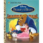 Beauty and the Beast Little Golden Book