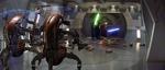 Destroyers attacking Jedi