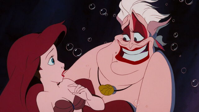 File:The Little Mermaid - Poor Unfortunate Souls - Ursula and Ariel - Go Ahead.jpg