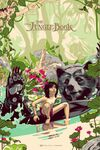Vincent Aseo Jungle Book Poster